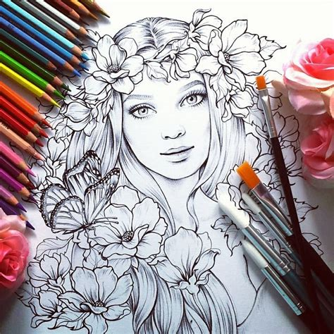 hundreds  adult coloring sheets