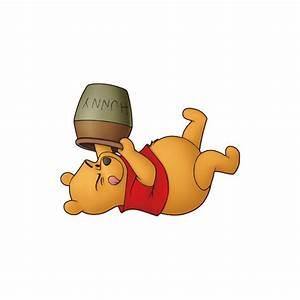 Winnie l'ourson pot de miel 02