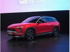 NIO Officially Launches NIO ES8 Battery At NIO Day 2018