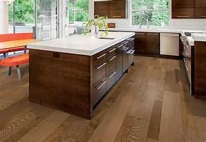 engineered wood flooring ideas With engineered hardwood in kitchen