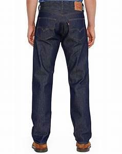 Jean Levis 501 Homme : levi 39 s men 39 s 501 shrink to fit jeans rigid indigo ~ Melissatoandfro.com Idées de Décoration