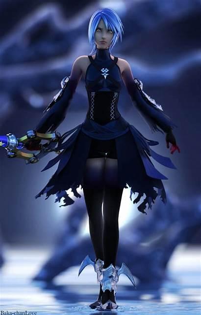 Aqua Hearts Kingdom Anti Kh3 Fanart Deviantart