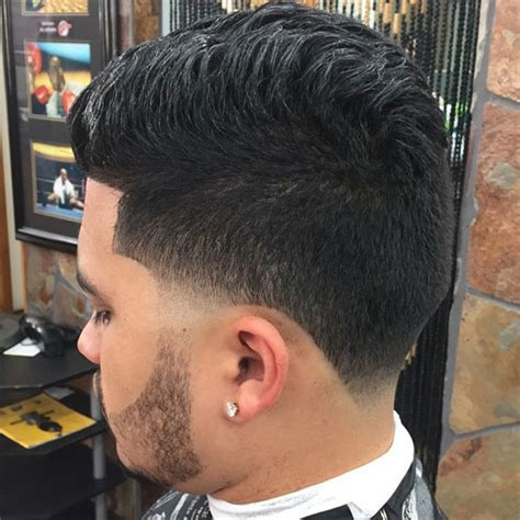 The Blowout Haircut   Men's Hairstyles   Haircuts 2018
