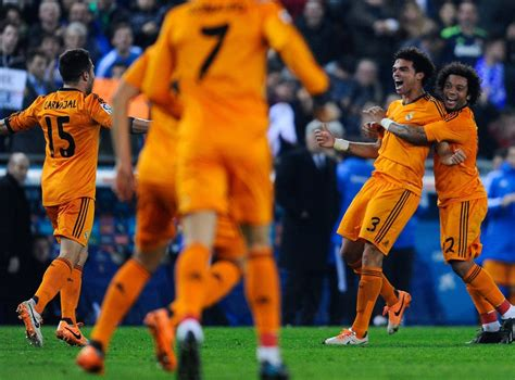 Real Madrid close gap on Barcelona and Atletico Madrid ...