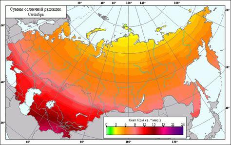 Суммарная солнечная радиация в чите — знания.online