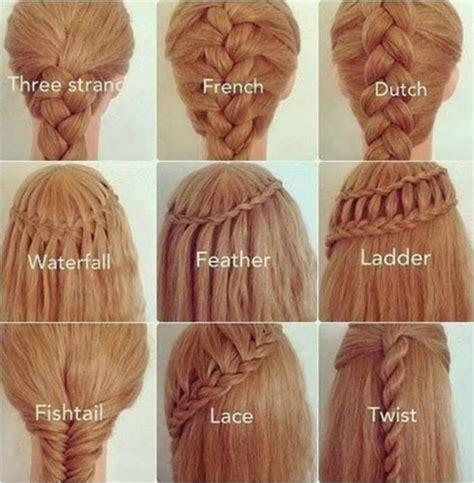 diy 25 easy hairstyles with braid tutorial