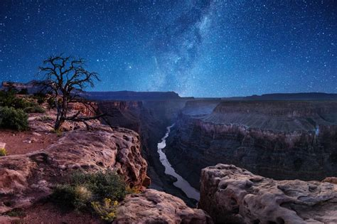 The Grand Canyon Is The Newest International Dark Sky Park