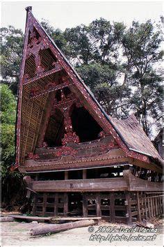 batak toba house vernacular architecture wikipedia