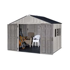 keter stronghold shed assembly stronghold 10x8 garden shed