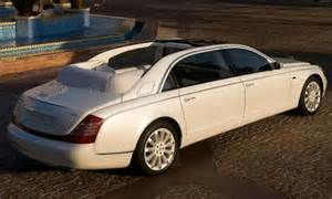 maybach landaulet convertible base