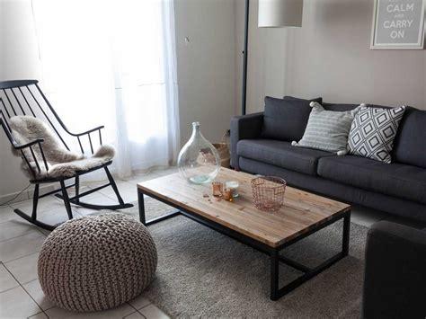 petite table de salon ikea idee decoration