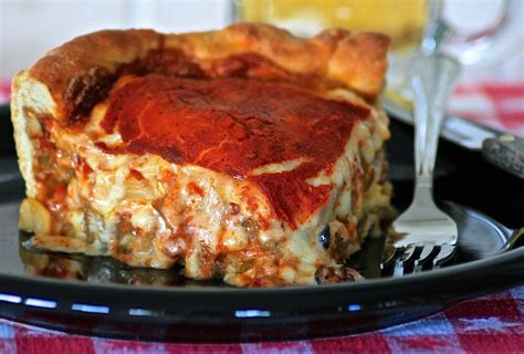 sweet home chicago style deep dish pizza wildflours