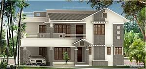 August 2013 kerala home design and floor plans for South indian house painting pictures