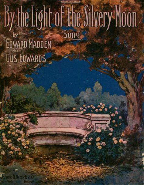 light   silvery moon song wikipedia