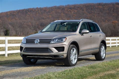 volkswagen touareg car  catalog
