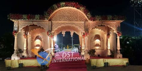 Traditional Amazing Frp Stage  Dst International