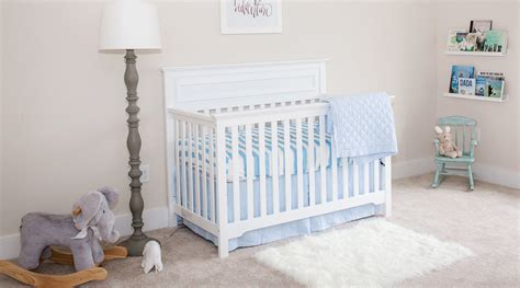 Nursery Room : When To Move Baby To His Own Room