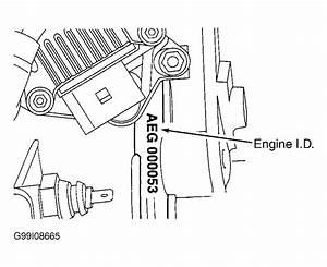 2001 Volkswagen Golf Serpentine Belt Routing And Timing