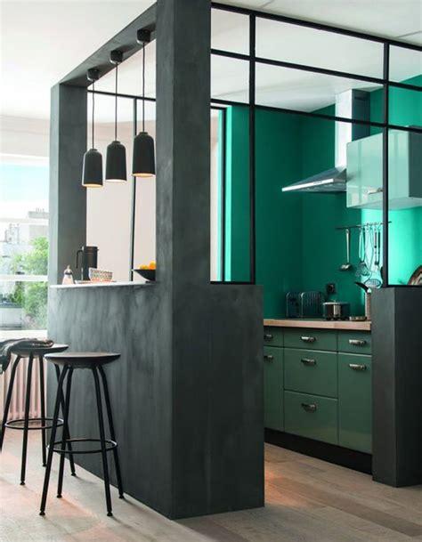 espace cuisine peinture murale 20 inspirations pour un intérieur trendy