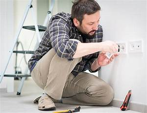 How To Run Electrical Wires In A Finished Wall