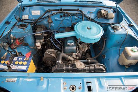 Datsun Engine by 1978 Datsun 120y 0 100km H Engine Sound
