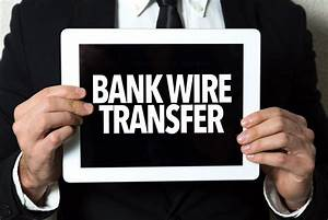 Wiring Instructions  Ach  And Money Transfer Services