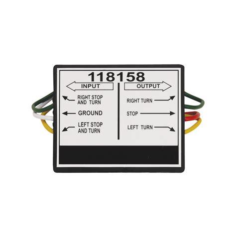 wiring 2 wire to 3 wire 2 wire to 3 wire taillight converter
