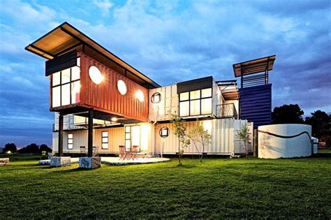 Breathtaking Homes    Shipping Containers