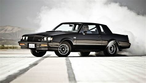 Fast And Furious Buick by 1987 Buick Gnx From Fast And Furious 4 With V6 Engine
