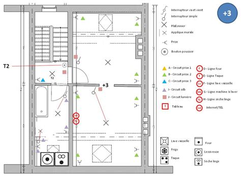 plan electrique chambre rénovation d 39 une maison à bruxelles part 2