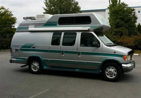 ford  camper  sale  vancouver british columbia