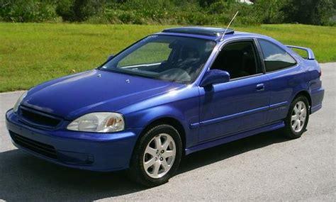 2000 Honda Civic Si For Sale ,500