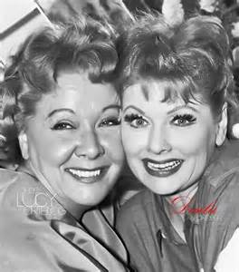 Lucille Ball and Vivian Vance Friendship