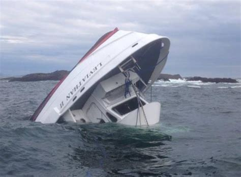 The Boat Capsized by One Still Missing In Whale Capsize Nw