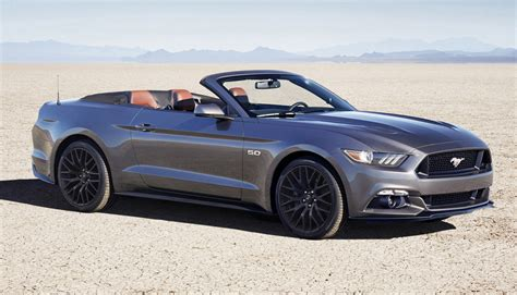 Mustang Minute What's New For 2016 Mustang