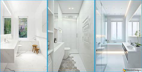Bagni Bianchi Bagno Bianco 20 Idee Di Arredamento Moderno Ed Elegante