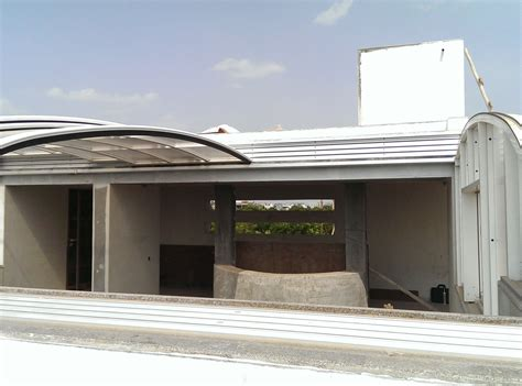 sliding opening retractable roofs pool spa enclosures