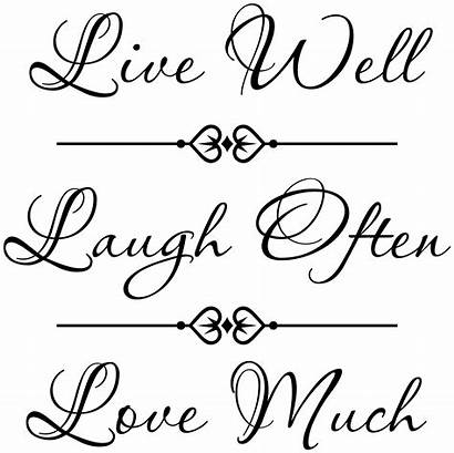 Laugh Word Coloring Pages Well Wall Vinyl