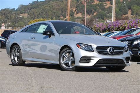 Mercedes 2019 E450 by New 2019 Mercedes E Class E 450 Sport Coupe In San