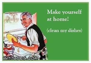 Make Yourself At Home : make yourself at home wititudes ~ Eleganceandgraceweddings.com Haus und Dekorationen