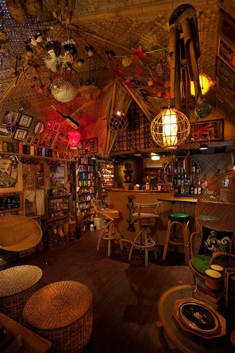 decorative bar tiki bar decor at home readers photos of their tiki style