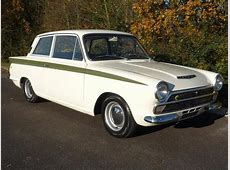 1966 Lotus Cortina, United Kingdom, $69,99500, Stock