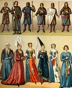 Historical Fiction Resources: Fashion in the Early Middle Ages