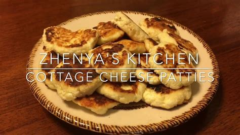 How To Make Cottage Cheese by How To Make Cottage Cheese Patties