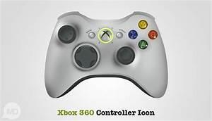 12 Xbox Controller Icon Images - Xbox 360 Controller Icon ...