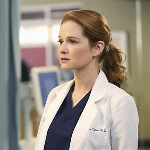 5 Unlikely Occupations played by Grey's Anatomy's Sarah Drew