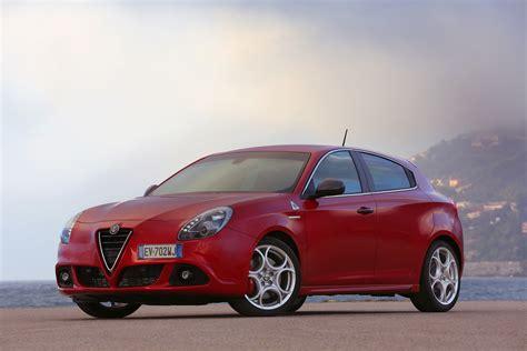 Introducing The Alfa Romeo Giulietta