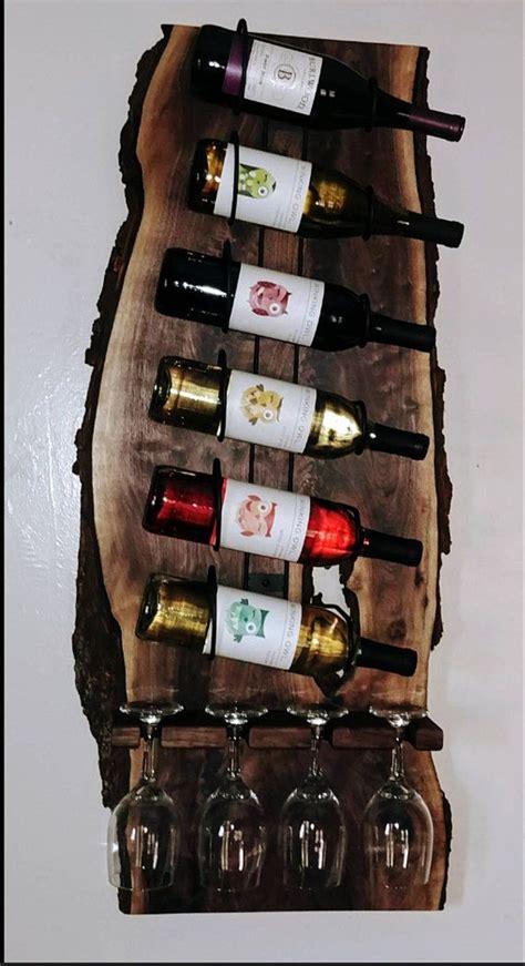 edge walnut wine rack wine rack design wine rack