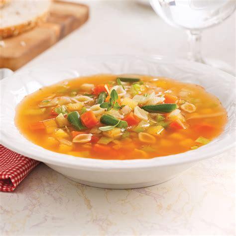 cuisine legume soupe aux légumes recettes cuisine et nutrition