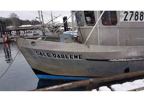 Used Aluminum Fishing Boats For Sale Bc by Used Aluminum Crew Boats For Sale Bc